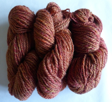 Pomander Orange Spice Yarn